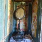 Arco Conjuradero de Villegas: objetos del interior del armario-tabernáculo