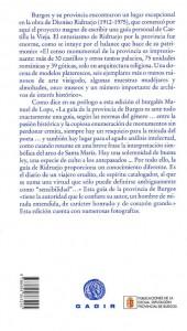 Contraportada libro Burgos