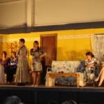 "Obra teatro ""el vestido de Novia"""