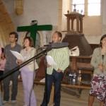 Coro Segisama misa castellana
