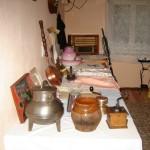 Exposición  objetos antiguos