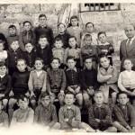Escuela en 1948