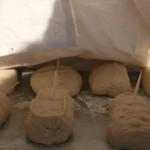 Pan elaborado en el taller sobre el Pan