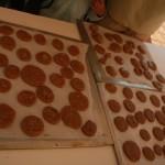 Galletas elaboradas en el taller de Pan