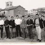 Villegas y sus mozos