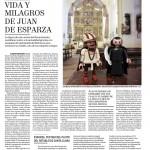 Vida y milagros de Juan de Esparza