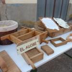 Taller de fabricación de adobe y tejas