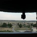 Vista panorámica de Villegas desde Villamorón
