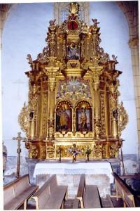 Retablo de San Fabián