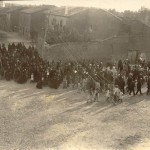 Procesión en 1929