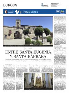 publicacion correo de Burgos 22 agosto 2021