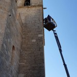 Limpieza torre